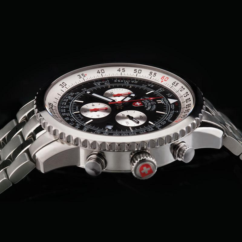 Swiss Military Chronograph