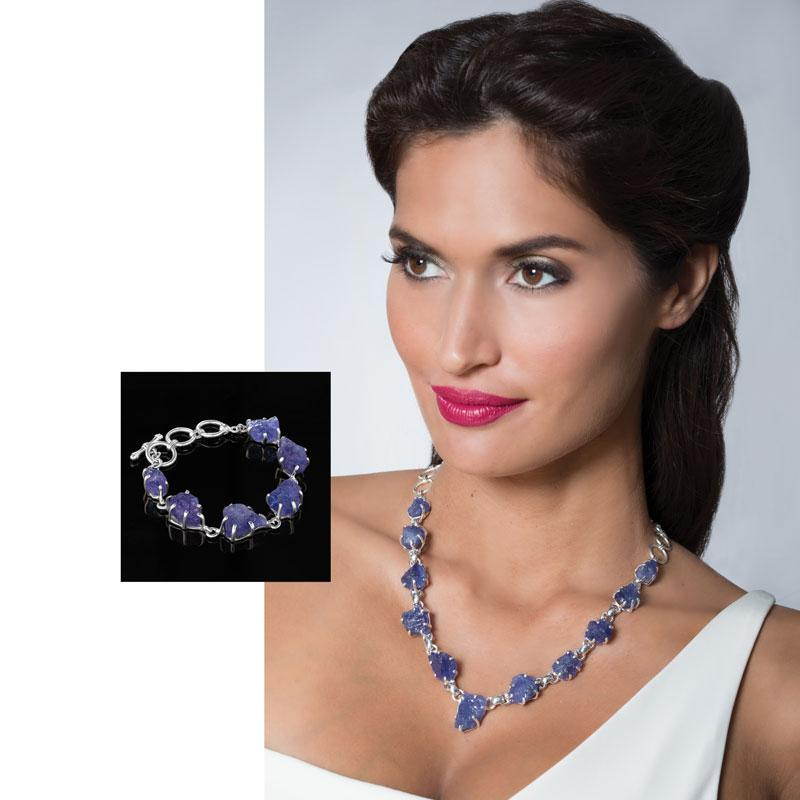 Tanzanite Nugget Collection
