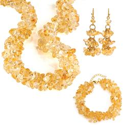 Citrine Sunshine Collection