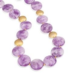The Wilde Amethyst Necklace