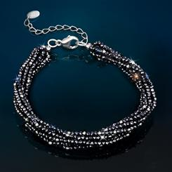 Black Spinel Secret Bracelet