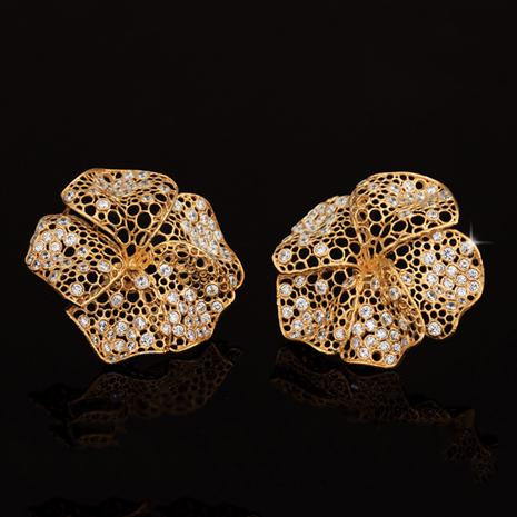 Petali Luminosi Earrings