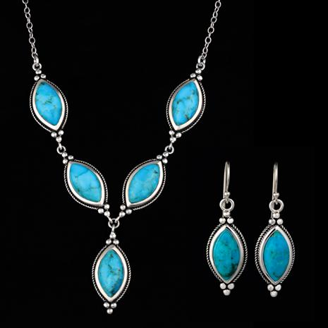 Rain Dance Turquoise Collection