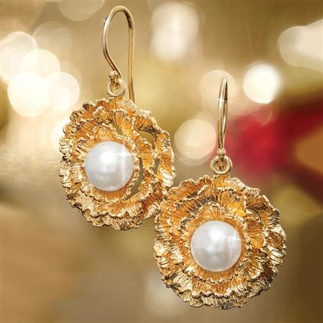 Holy Land Pearl Miracle Earrings