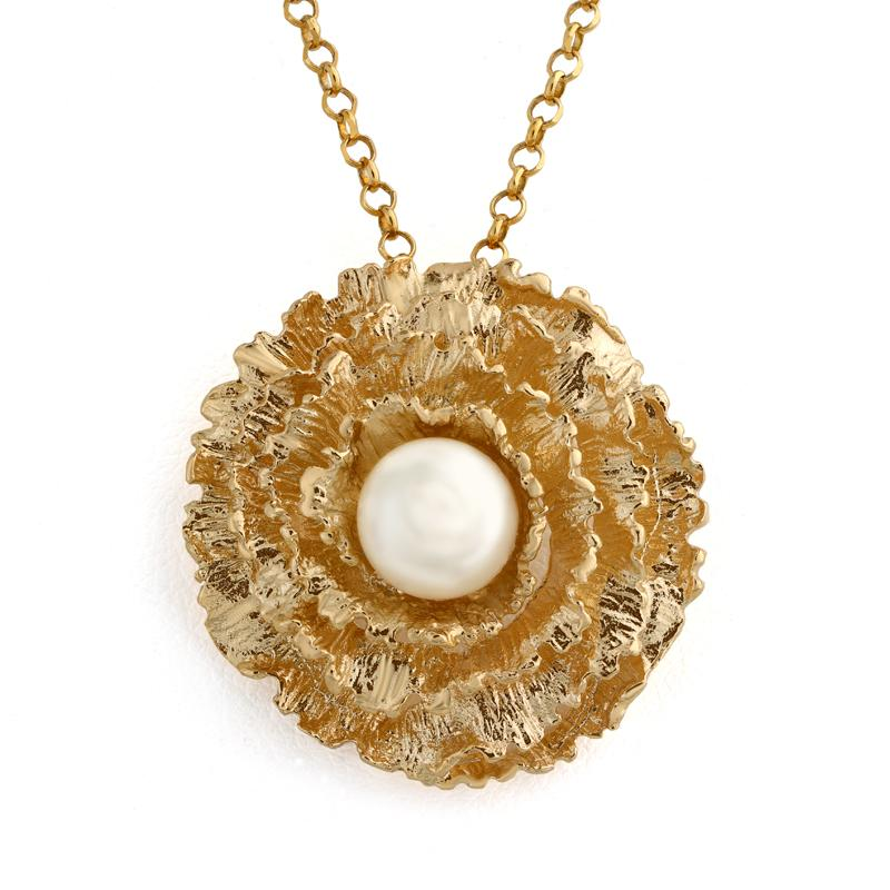 Holy Land Pearl Miracle Pendant