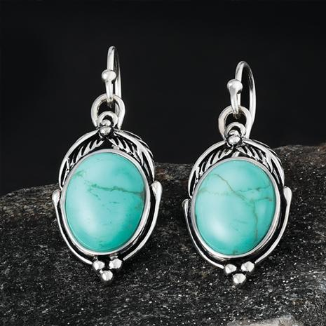 Jewel of the Desert Turquoise Earrings
