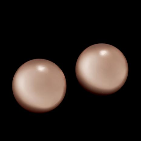 Pacifica Cream Stud Earrings