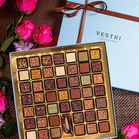 49-Piece Vestri Praline Assortment