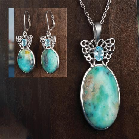 Impressionists Turquoise Collection