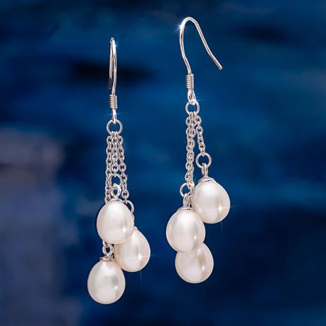 Pearl Radiance Earrings