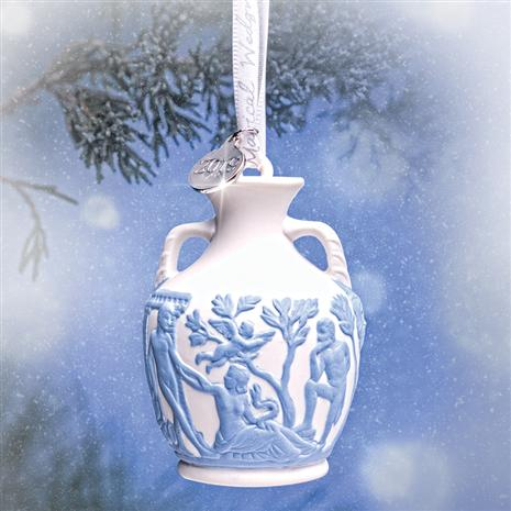 Wedgwood 260th Anniversary Portland Vase Ornament