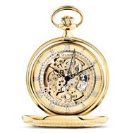 Charles II Skeleton Pocket Watch