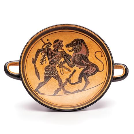 Golden Age of Greece Kylix Replica
