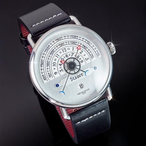 Stauer Aristarchus Hemicycle Watch