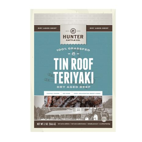Hunter Cattle Company Dry Aged Beef (Tin Roof Teriyaki)