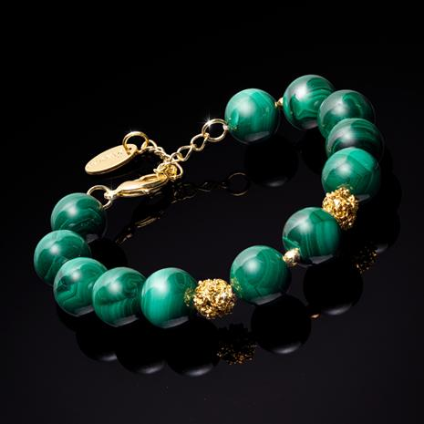 Malachite Empress Bracelet