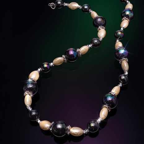 Murano Meridian Necklace
