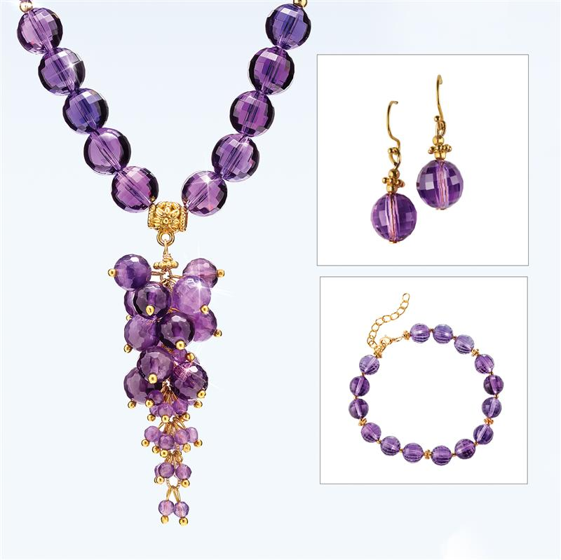 Amethyst Beaujolais Collection