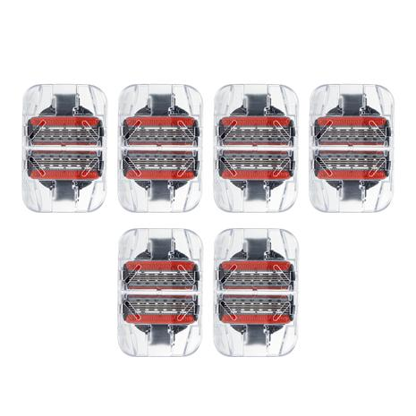 Stauer Shave Five Blade Cartridges (12 pack)
