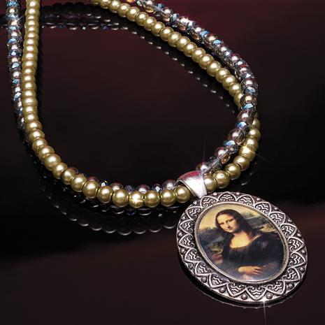 Mona Lisa Necklace
