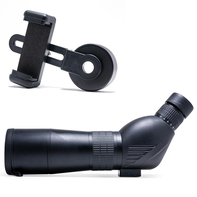 Spotting Scope with Phone Clip