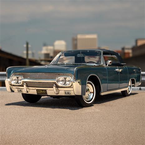 1961 Lincoln Continental (Dark Blue)