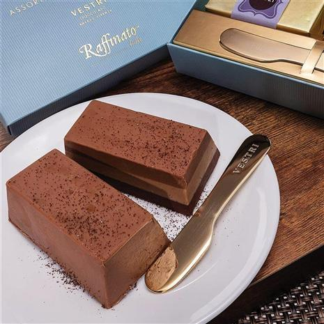 Vestri Chocolate Gianduia Gold Bars