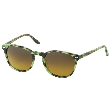 Eagle Eyes Celeste Sunglasses (Green Tortoise)