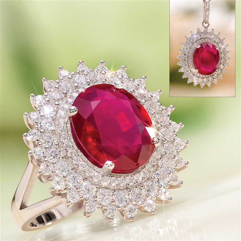 Ruby Red Alert Collection