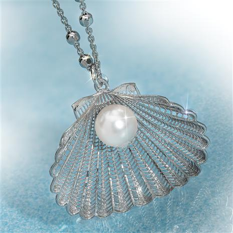 Wave of Beauty Necklace
