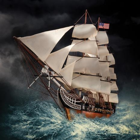 USS Constitution Replica