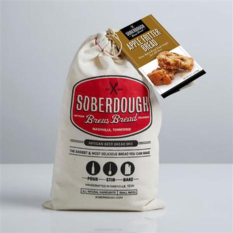 Soberdough Artisan Beer Bread Mix (Apple Fritter)