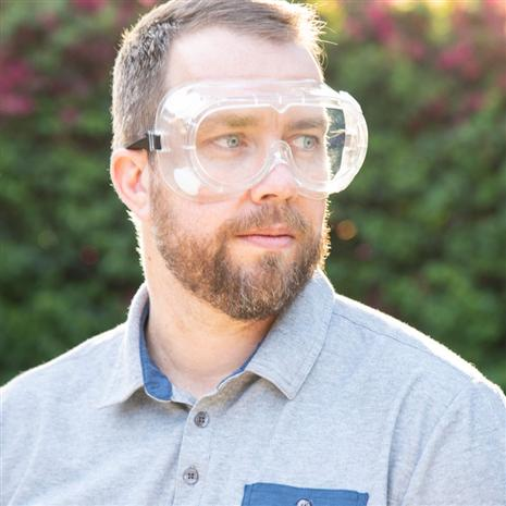 Eagle Eyes Protective Safety Goggles