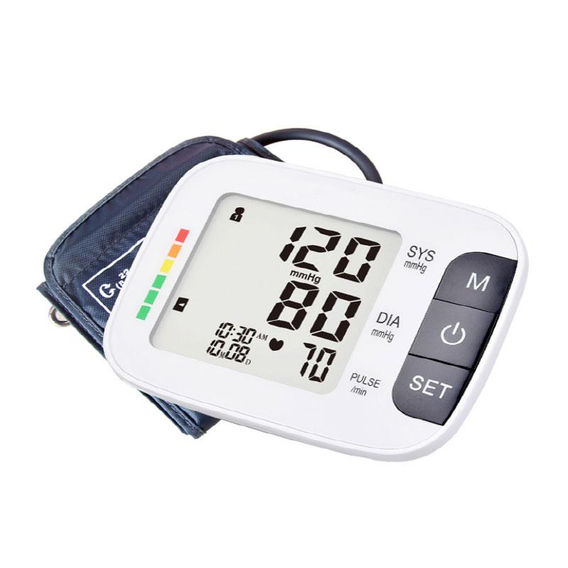 Blood Pressure Monitor (Upper Arm Style)