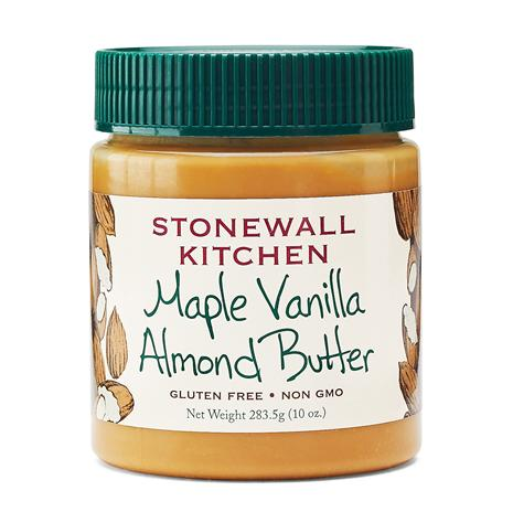 Maple Vanilla Almond Butter (10 oz.)