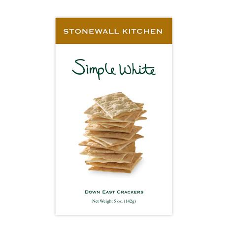 Simple White Crackers (5 oz.)