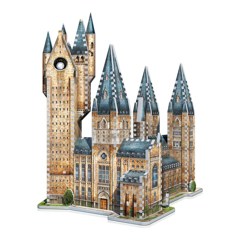Hogwarts Astronomy Tower 3D Puzzle (875-Piece)