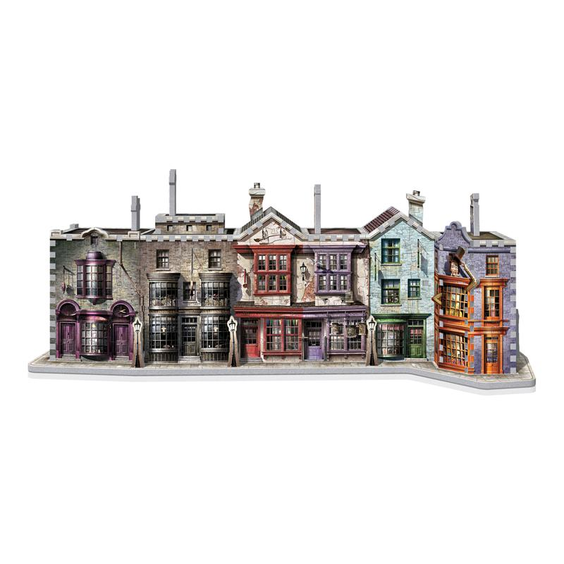 Diagon Alley 3D Puzzle (450-Piece)