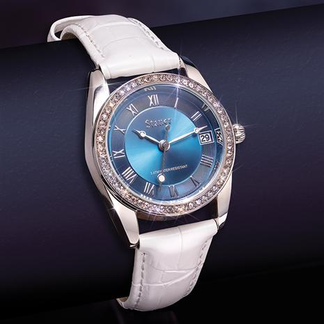 Ladies Blue Muse Watch
