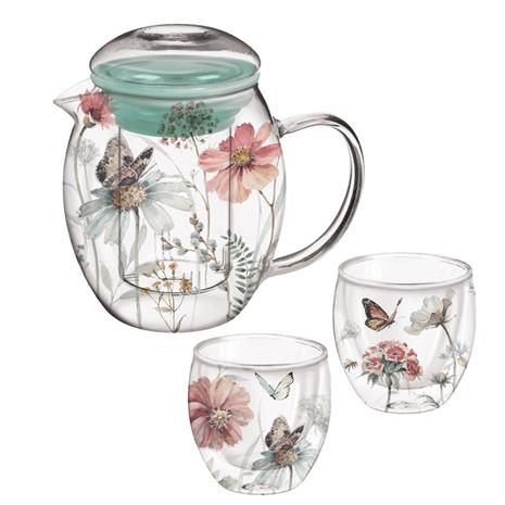 Botanical Dreamer Tea Set