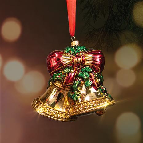 Holiday Magic Bells Ornament
