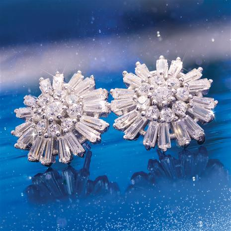 Snowflake Sparkle Earrings