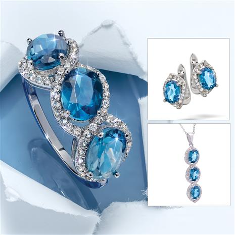 London Blue Topaz Collection
