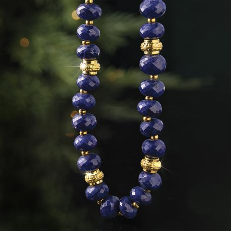 Good Blues Sapphire Necklace