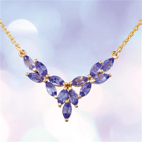 Tanzanite Discovery Necklace