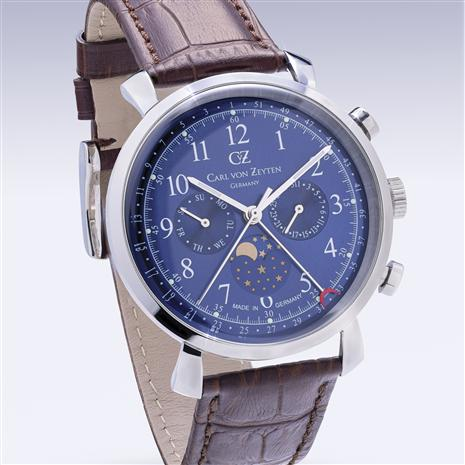Carl von Zeyten Moonphase Watch