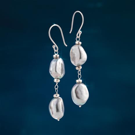 Pearl Update Earrings