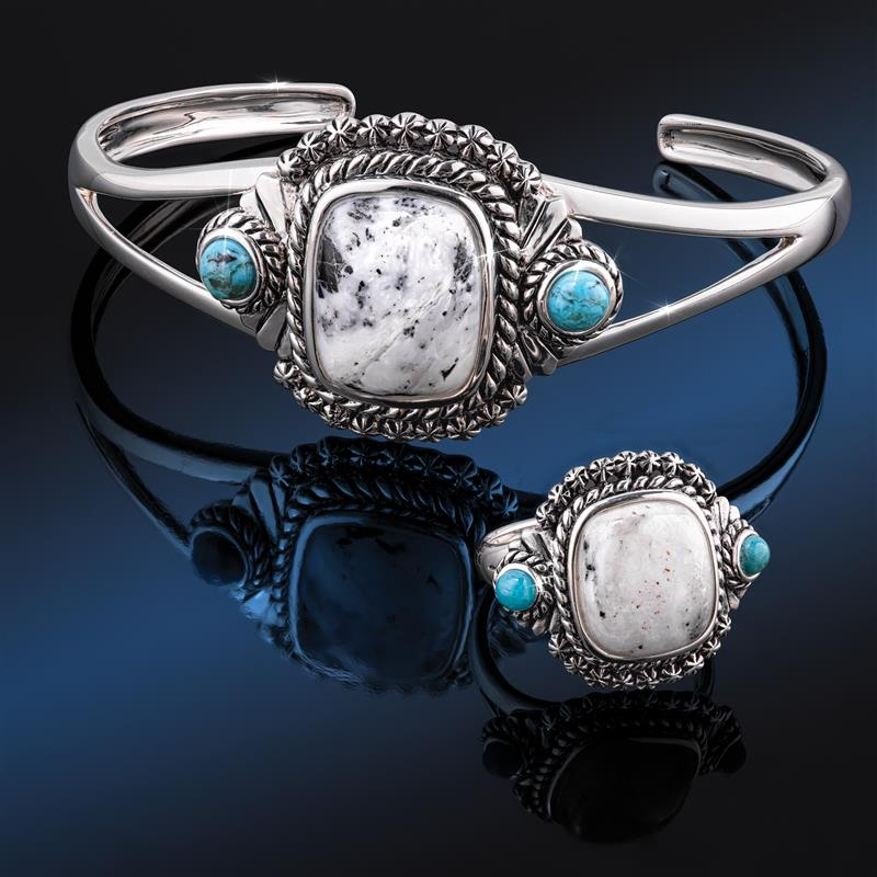 Two Legends Ring and Bangle