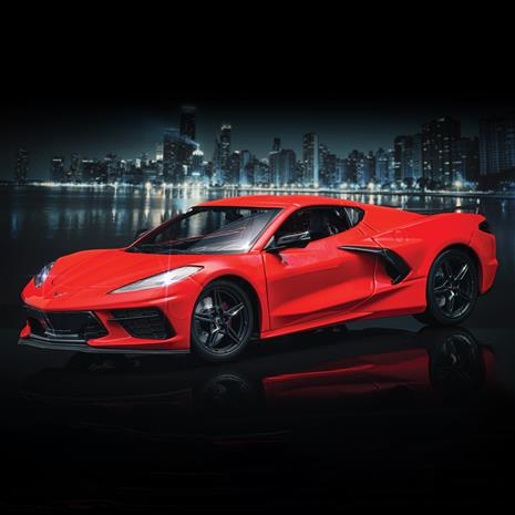 2020 Corvette Stingray (Red)