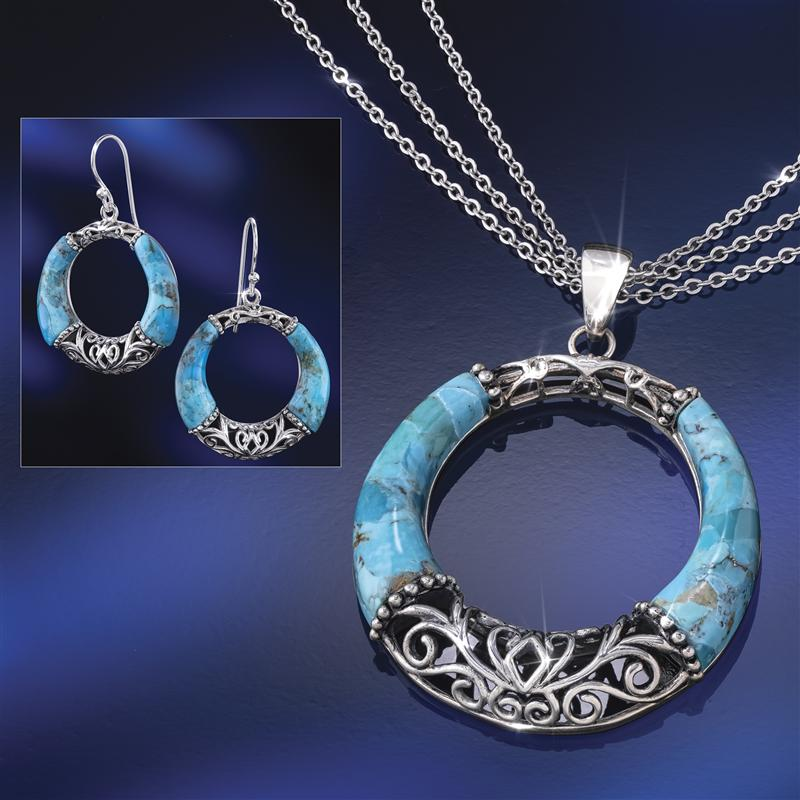 Timeless Turquoise Collection